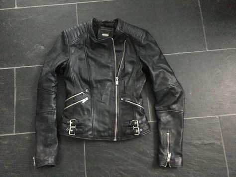 WINTERMANTEL PARKA ZERO zara Gr S 34 36 schwarz FELL JACKE WINTER DaMEN    Leder   Pinterest   Leder, Kleidung accessoires und Damen mode d887efe483