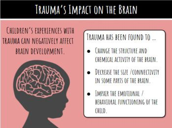 How Trauma Is Changing Childrens Brains >> Pin On For The Kiddos