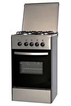 site réputé d366e 7b4e4 Gaziniere PG50IX INOX Proline | Maison | Kitchen Appliances ...