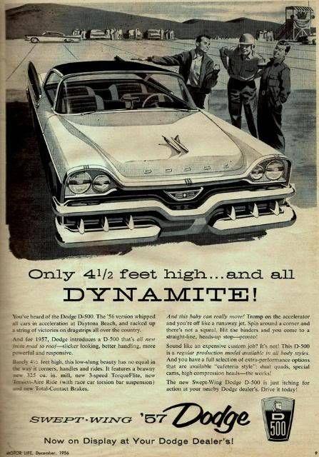 Dodge Dealer Long Beach : dodge, dealer, beach, Virgil, Exner's, Dodges