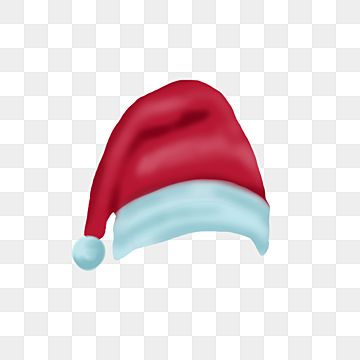 Cartoon Style Santa Claus Christmas Hat Christmas Png New Year Png Transparent Clipart Image And Psd File For Free Download Christmas Hat Christmas Hat Transparent Cartoon Styles