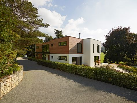 Einfamilienhaus Crichton Holzhaus Von Baufritz Modernes