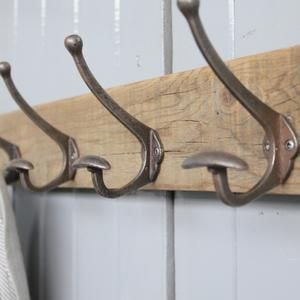 Reclaimed Wood Victorian Coat Hook Shelf In 2021 Hat And Coat Hooks Coat Hooks Victorian Coat