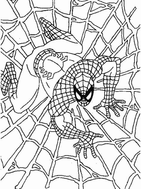 spiderman ausmalen 01  ausmalbilder ausmalen und disney
