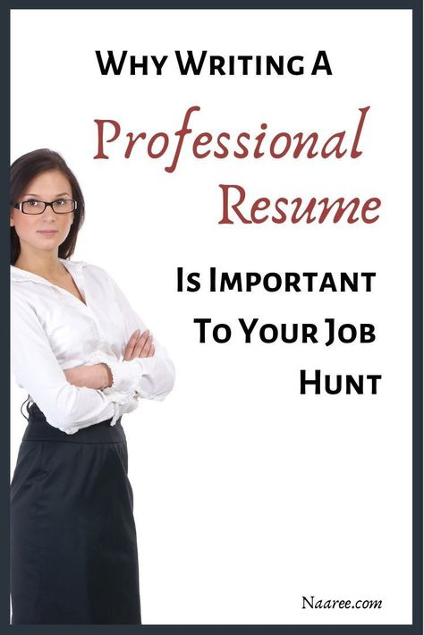 Resume Writing Tips: How To Write A Resume And Cover Letter For Resumes