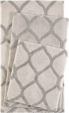Esprit Badteppich Oriental Tile Creme Teppich Beige Badteppich Teppich