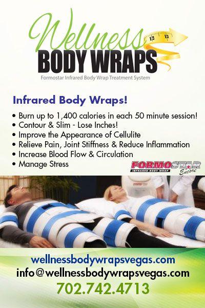 Wellness Body Wraps Health Studio Wellnessb On Pinterest