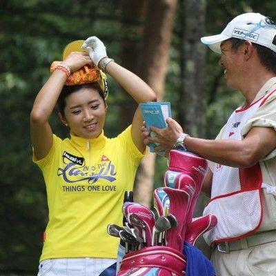 イ ボミ Alba Close Up Player ギャラリー ゴルフのポータルサイトalba Net Golf情報 イボミ 大東建託 宮里