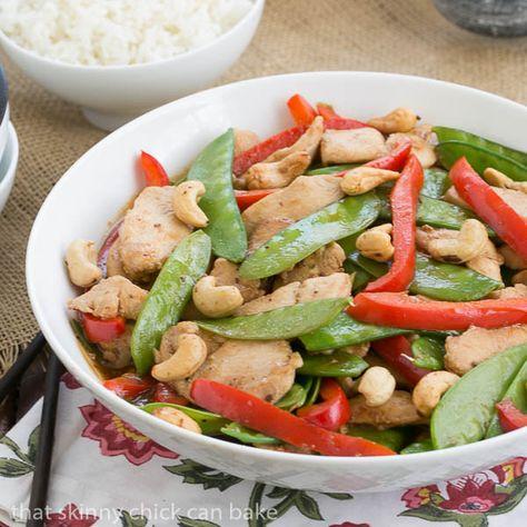 Cashew Chicken #SundaySupper #McSkilletSauce (China)