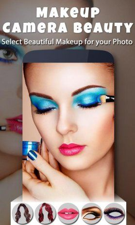 Face Beauty is a photo makeup editor, which enables you to