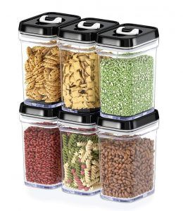 Top 10 Best Airtight Food Storage Containers In 2020 Keep Food Fresh And Dry Airtight Food Storage Airtight Food Storage Containers Food Storage Containers