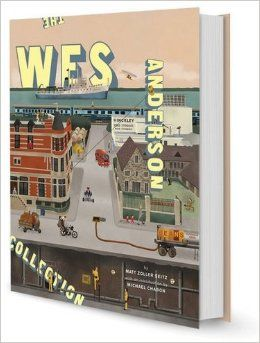 The Wes Anderson Collection by Matt Zoller Seitz $40.00 The Wes Anderson Collection is the first in-depth overview of Anderson's filmography, guiding readers through his life and career.