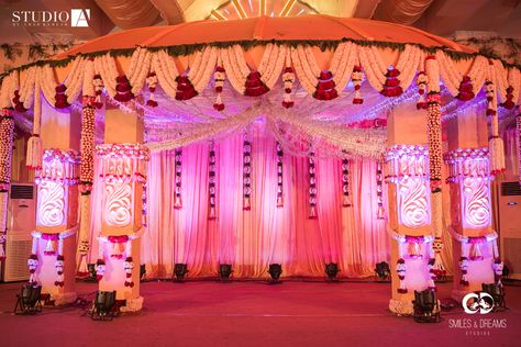 Santosh Padmini Reception Cocktail 1 Wedding Decor Wedding