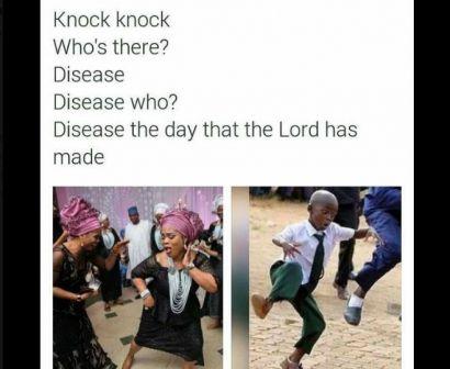 Kenyans Need To Chill 10 Of The Funniest Knock Knock Jokes Trending In Kenya Right Now Entertainment Knock Knock Jokes Funny Knock Knock Jokes African Jokes