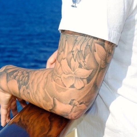In this age of self-desecrating self-expression there is rarely such thing as just one tattoo. John Mellencamp reminds us that it hurts so good yet most of us with chronic conditions like back pain migraine and fibromyalgia would say pain sucks!