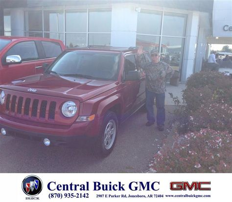 Congratulations To Reed Jack On Your Jeep Patriot Purchase From