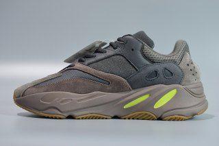 9263d262a15 Adidas Yeezy Boost 700 Mauve Black gray purple EE9614 Mens Womens ...