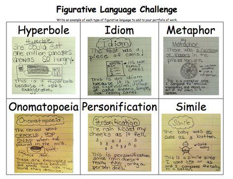 Awesome Figurative Language Breakdown!