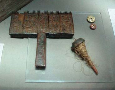 Egyptian Tools Used In The Making Of Textiles