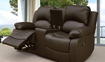 Small Design But Big Style A Modern Two Seater Recliner Sofa