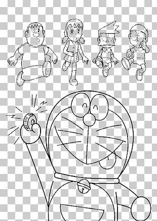 Doraemon Nobita Nobi Dorami Shizuka Minamoto Fujiko Fujio Png Clipart Animation Anime Area Art Cartoon Free Pn Coloring Books Doraemon Free Png Downloads
