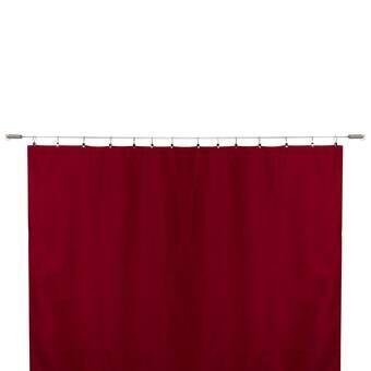 Multi Purpose Room Divider Curtain Track Room Divider Curtain