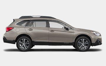 Exterior View Of 2019 Subaru Outback Subaru Outback Subaru Outback