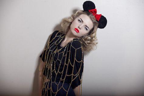 minnie mouse fo' life, yo