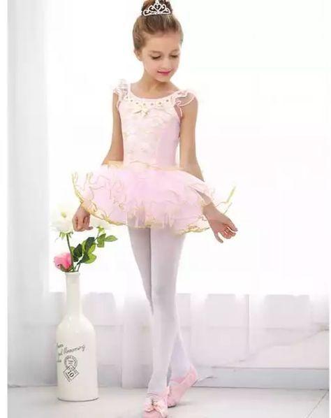 359661d9e Niñas clásico Ballet tutú falda vestido nuevos niños encaje ...