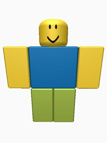 ROBLOX-Series-1-Classic-Noob-action-Figure-mystery-box-Virtual-Item