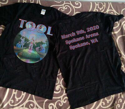 Tool Tour Shirt Event March 9th 2020 Spokane Arena Spokane Wa T Shirt Fashion Clothing Shoes Accessories Men Mensclothi In 2020 Tour Shirt Great T Shirts T Shirt