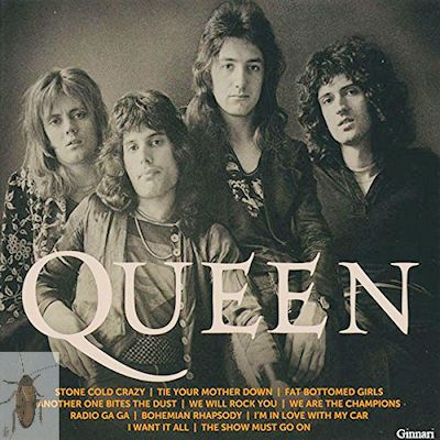 On June 11 2013 Queen Released Their Next Album And Their Next Compilation Effort Icon If You Have Ye Queen Album Covers Queen Albums New Music Releases