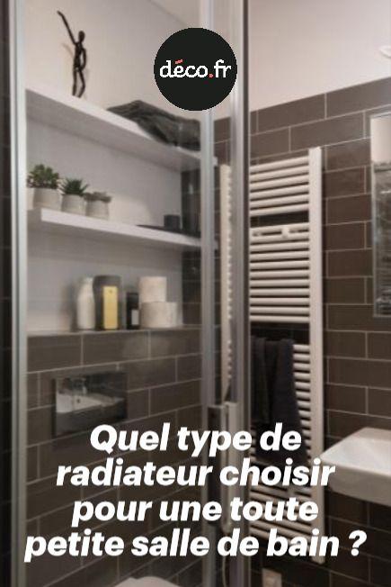 Quel Type De Radiateur Choisir Pour Une Toute Petite Salle De Bain Petite Salle De Bain Toute Petite Salle De Bains Petite Salle