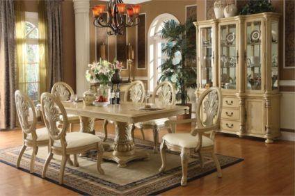 Antique Formal Dining Room Sets 01  Dining Room Design Amazing Antique Formal Dining Room Sets Decorating Design