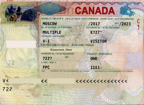 Buy Authentic Canadian Visa Online Visa Online Passport Online