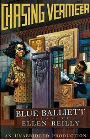 Amazon com: Chasing Vermeer (Audible Audio Edition): Blue Balliett
