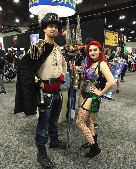 Pin for Later: We Can't Get Enough of the Insane Cosplays From WonderCon 2016 Steampunk Ariel and Prince Eric