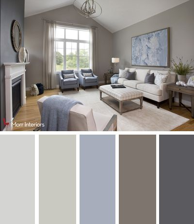 Morr Interiors Dorset Park Interior Design Palette Interiordesign Design Livingroom Blue Grey Living Room Color Schemes Living Room Color Room Colors