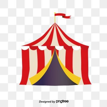 Vector Circus Circus Clipart Tent Stripe Png Transparent Clipart Image And Psd File For Free Download Circus Tent Logo Png