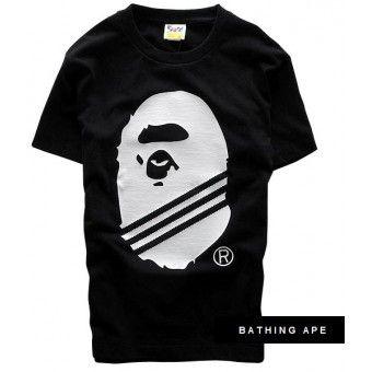 ca7b60f79f07 A Bathing Ape BAPE x Adidas Tee