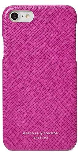 new style d3e6a 42b6a Aspinal of London Aspinal of London Iphone 7 Leather Cover In Orchid ...