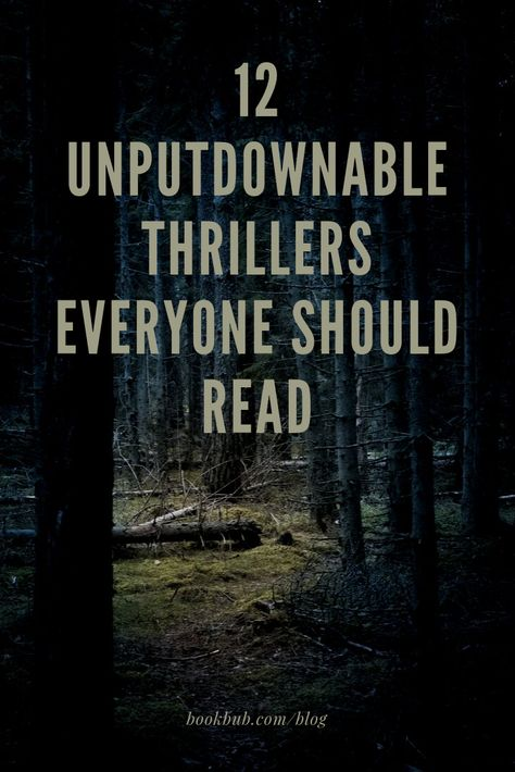 12 thrillers everyone should read
