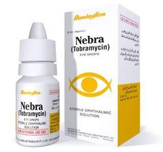 دليل القطرات Nebra Eye Drops قطرة العين نيبرا Shampoo Bottle Eye Drops Toothpaste
