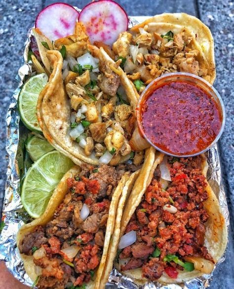 Fulfilling my taco cravings! Tag all taco lovers!