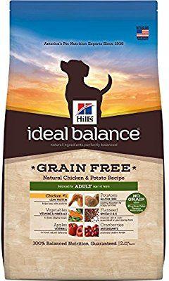 Amazon Com Hill S Ideal Balance Adult Grain Free Dog Food