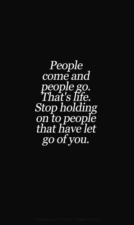 People Come And Go The Best Will Stay Quotes Dreambig Quotes