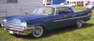 1958 Chrysler New Yorker Classic Chrysler Cars Hard To Find