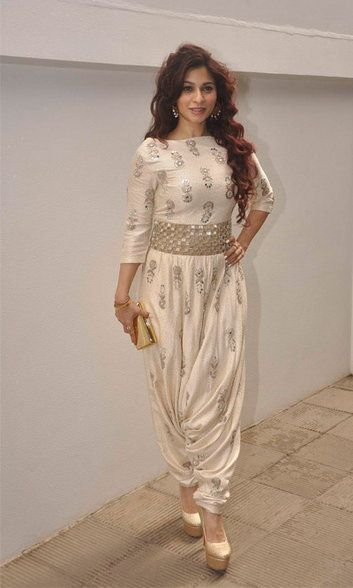 Who Wore What For Nishka Lulla's Wedding Brunch