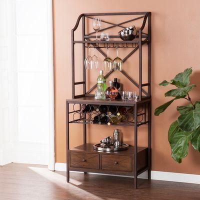 Scanlin Baker S Rack Bakers Rack Furniture Wine Storage