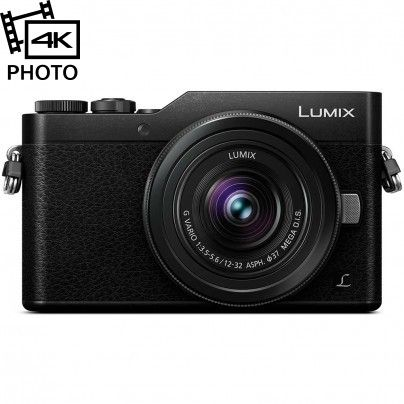 Panasonic Lumix Dc Gx800 12 32 3 5 5 6 Ois Jarjestelmakamera Musta Panasonic Lumix Digital Camera Point And Shoot Camera